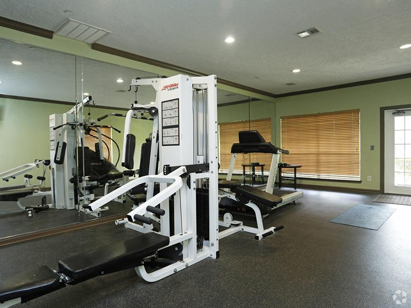 Fitness Center  | The Gateway at Lake Jackson