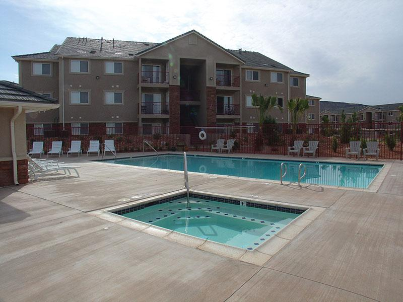 Oasis Palms Apartments in Sugar House, UT