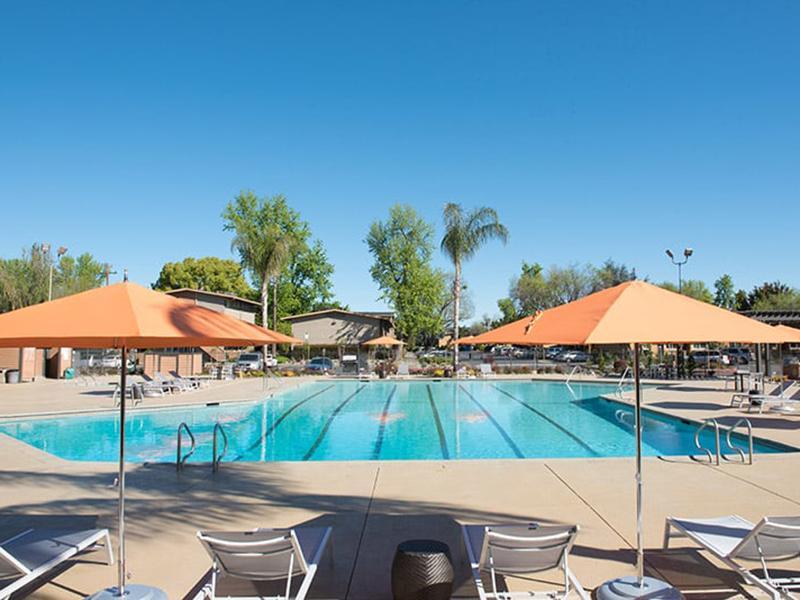 The Eleven Hundred Apartments in Davis, CA