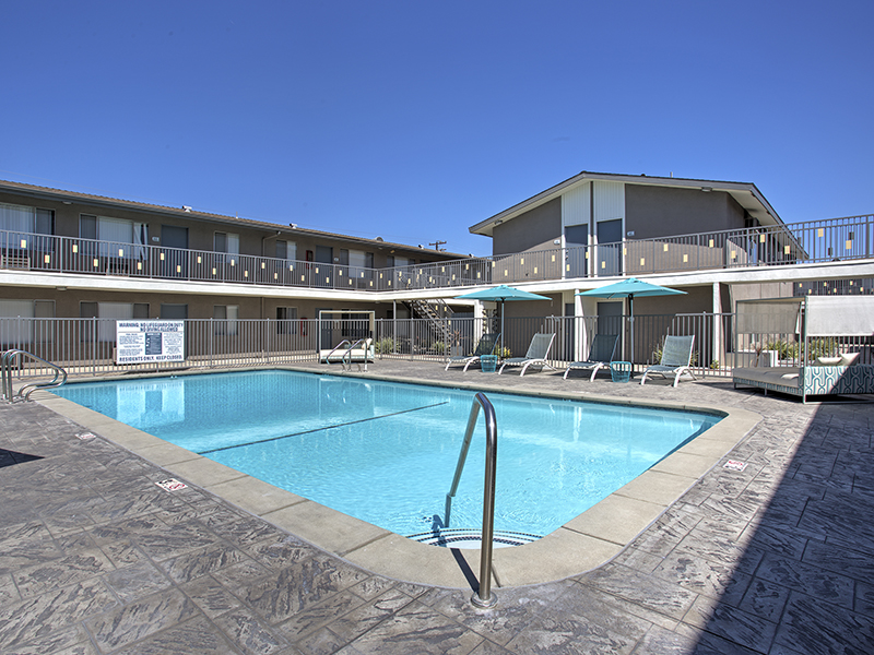 The Parker Apartments in Davis, CA