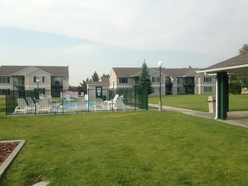 Chelsea Court Apartments in Caldwell, ID