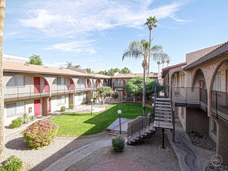 Sonoran Palms Apartments in Tempe, AZ