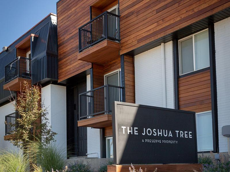 The Joshua Tree Apartments in Sugar House, UT
