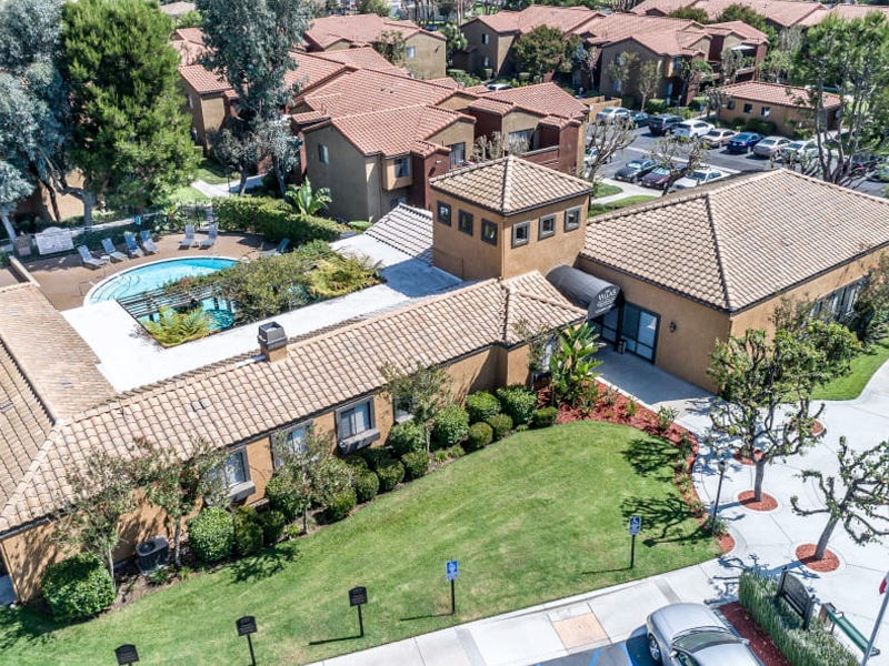 The Villas at Rowland Heights Apartments in Davis, CA
