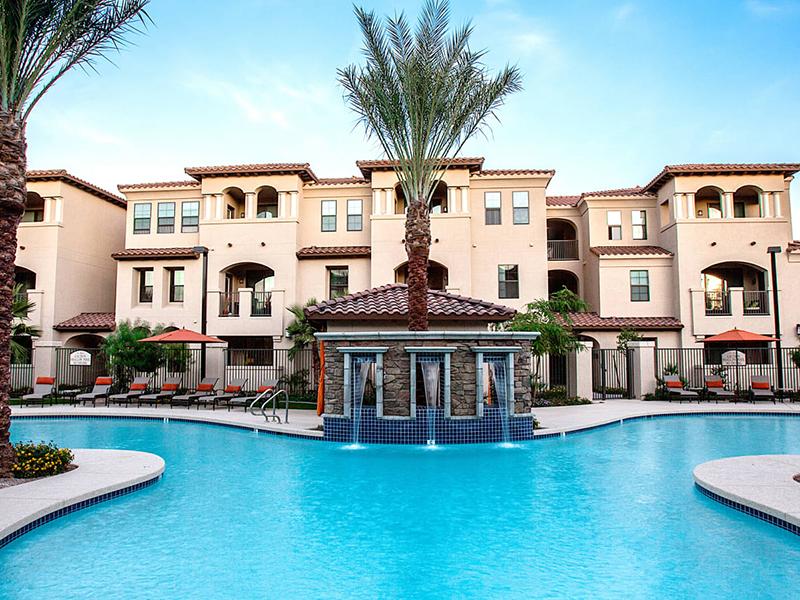 San Marquis Apartments in Tempe, AZ