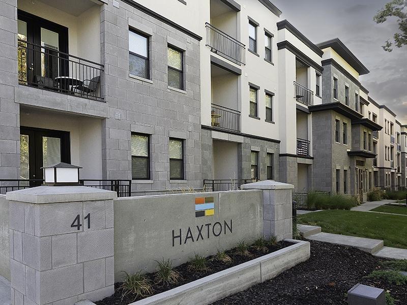 Haxton Apartments in Sugar House, UT
