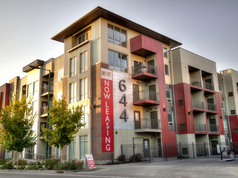 644 City Station Apartments in Sugar House, UT