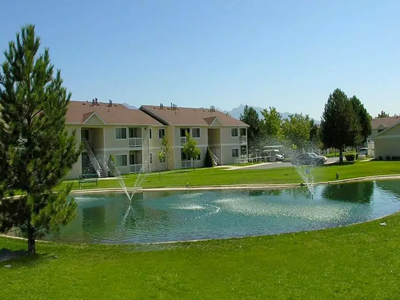 Lakeside Village Apartments in Sugar House, UT