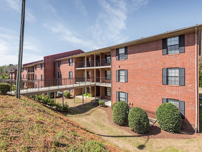 Cross Creek Cove Apartments in Ashville, NC
