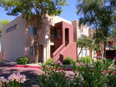 Newport Apartments in Tempe, AZ