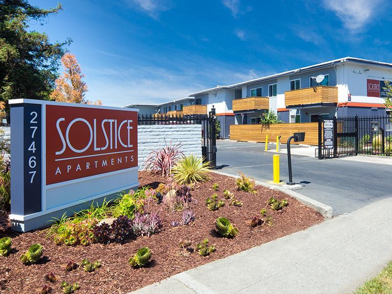 Solstice Apartments in Davis, CA