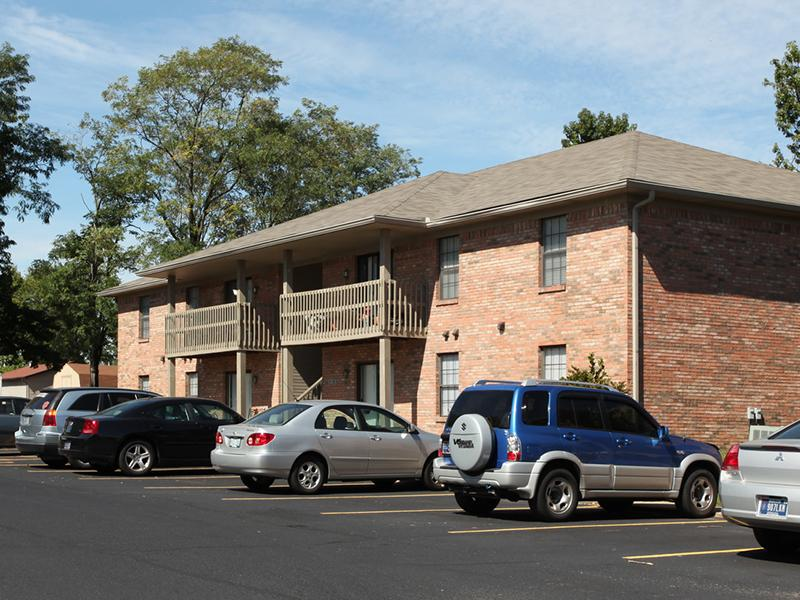 Carrington Place Apartments in New Albany, IN
