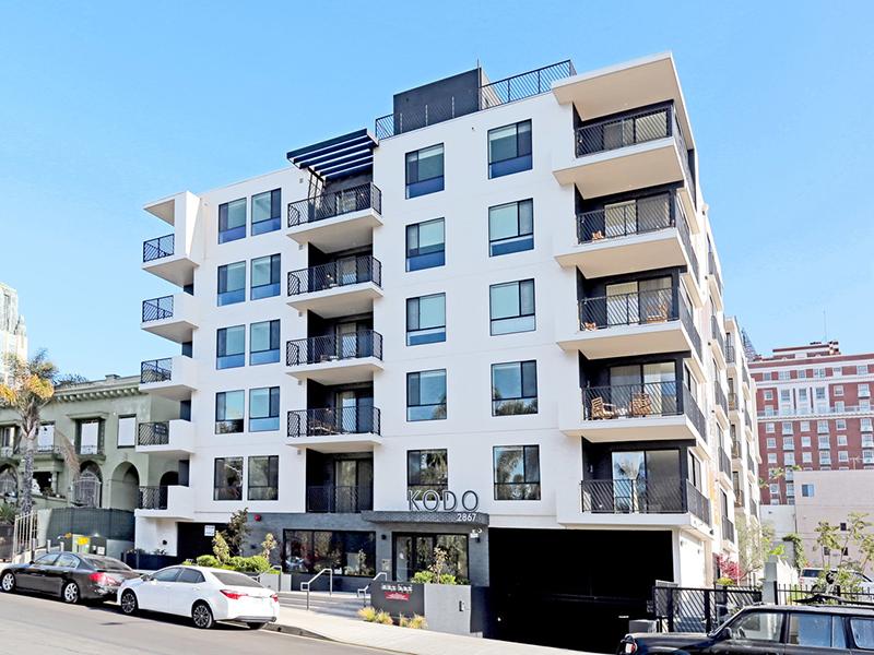 The Kodo Apartments in Davis, CA