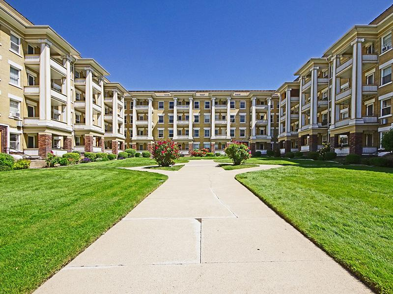 The Hillcrest Apartments in Sugar House, UT