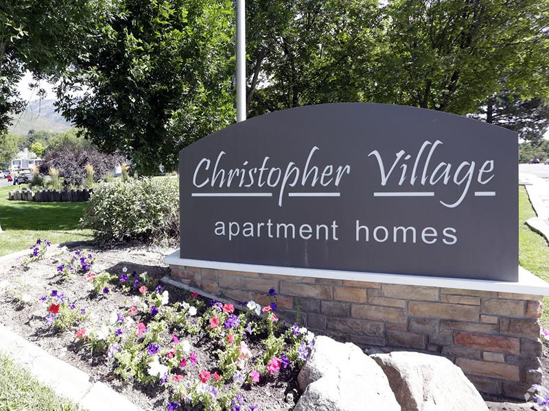 Christopher Village Apartments in Sugar House, UT