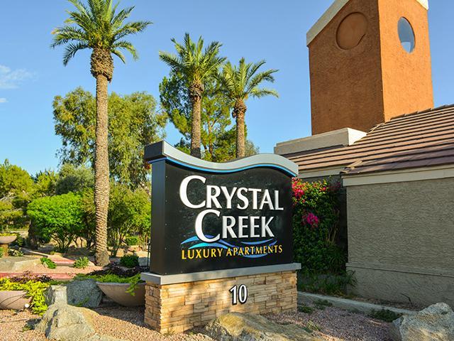 Crystal Creek AZ Apartments in Tempe, AZ