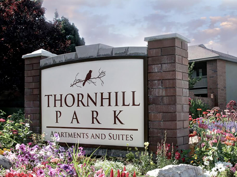 Thornhill Apartments in Sugar House, UT
