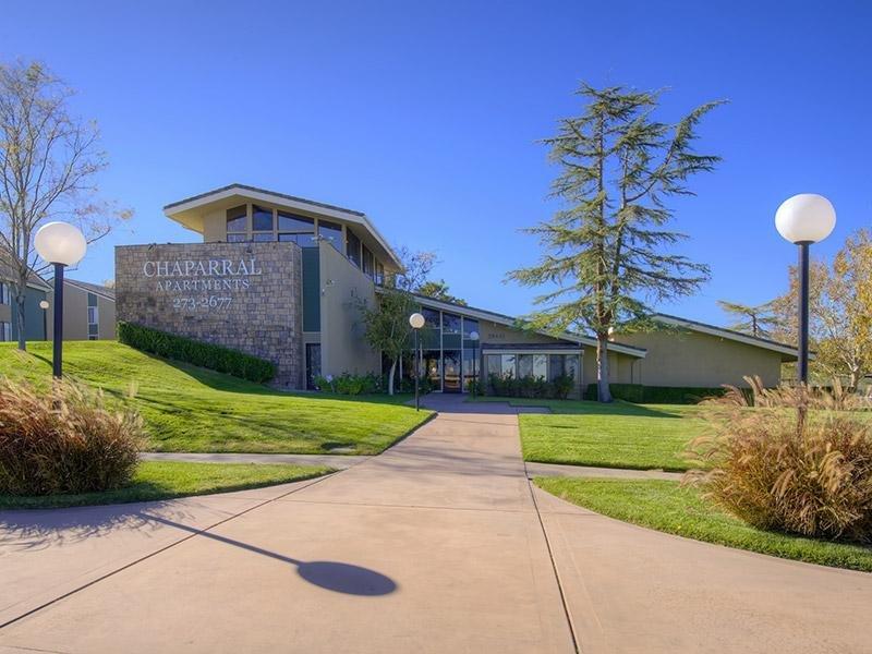 Chaparral Apartments in Davis, CA