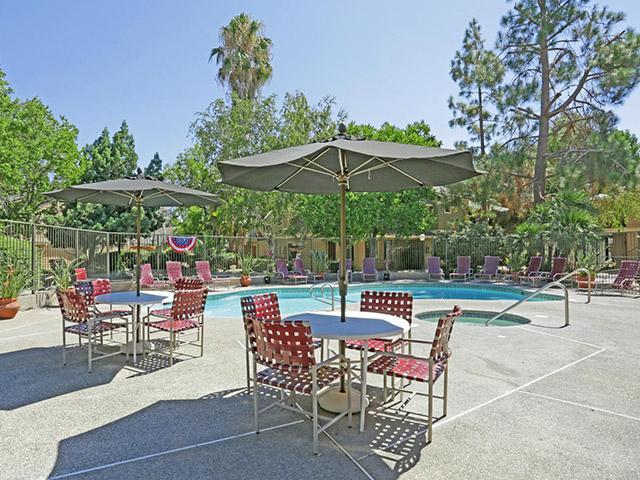 The Springs Apartments in Davis, CA