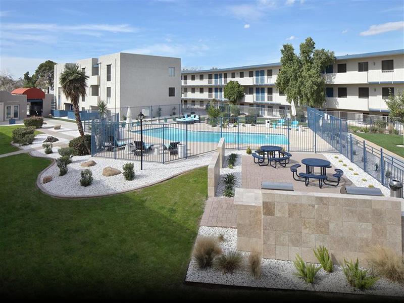 Avalon Apartments in Tempe, AZ
