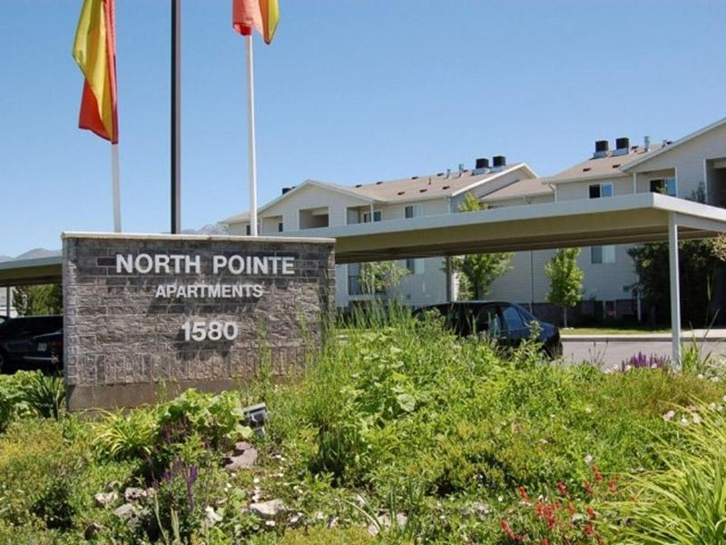 North Pointe Apartments in Sugar House, UT