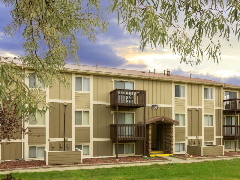 Sunridge Apartments in Casper, WY