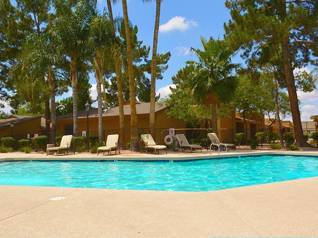 Garden Place Apartments in Tempe, AZ