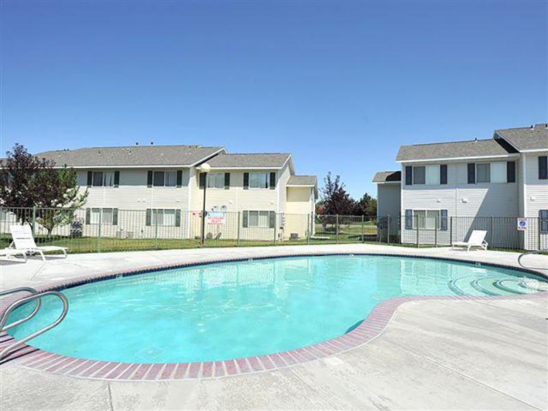 Courtyards at Ridgecrest Apartments in Caldwell, ID