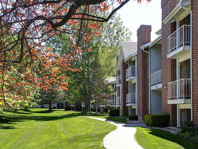 Candlestick Lane Apartments in Sugar House, UT