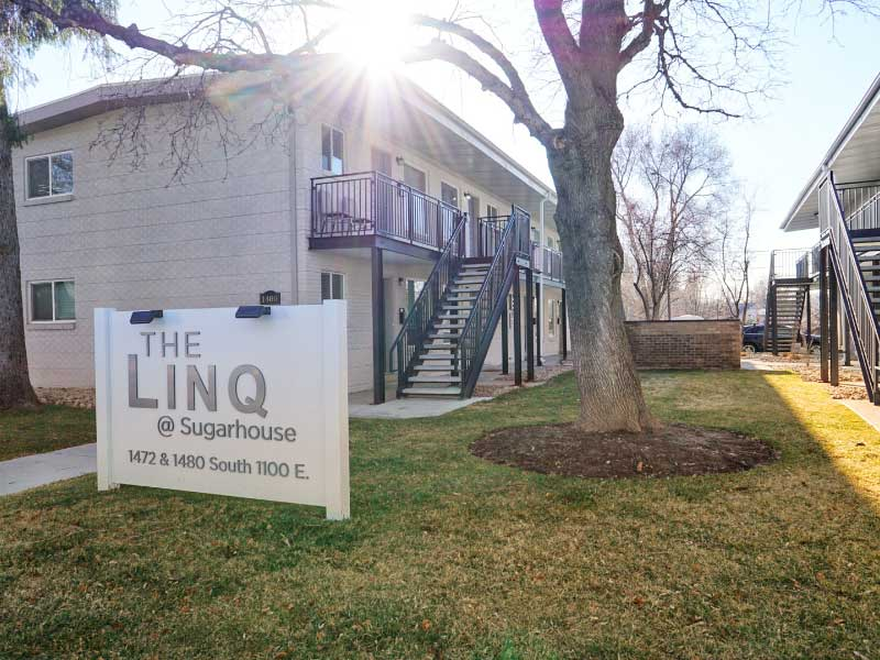 The Linq Apartments in Sugar House, UT