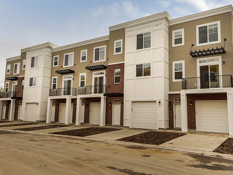 Odell Crossing Townhomes in Sugar House, UT