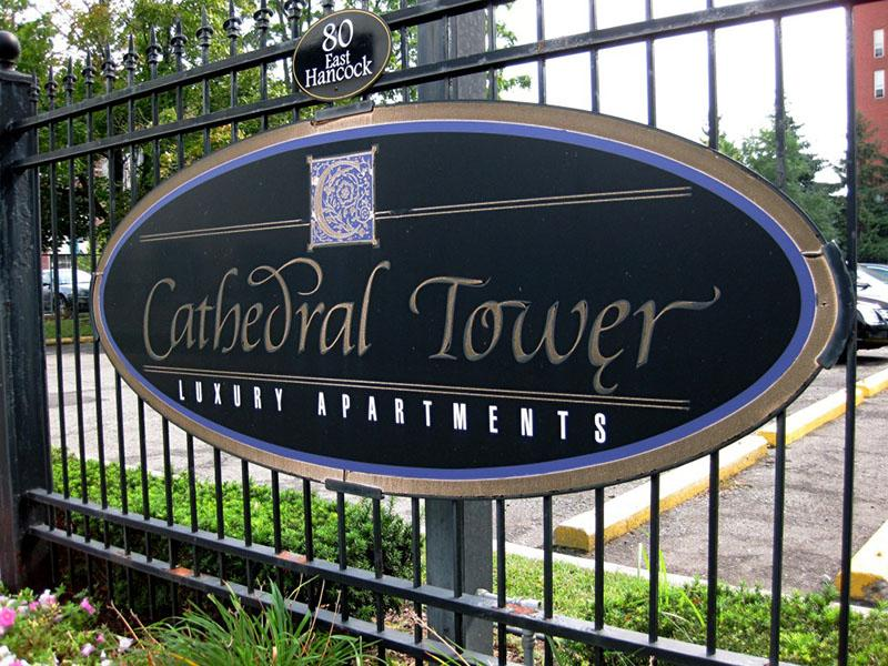 Cathedral Tower Apartments in Detroit, MI