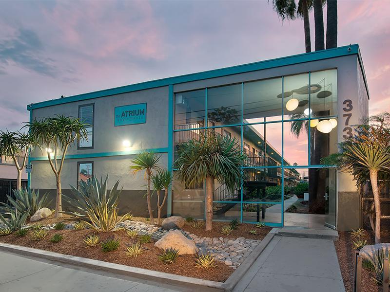 The Atrium  Apartments in Davis, CA