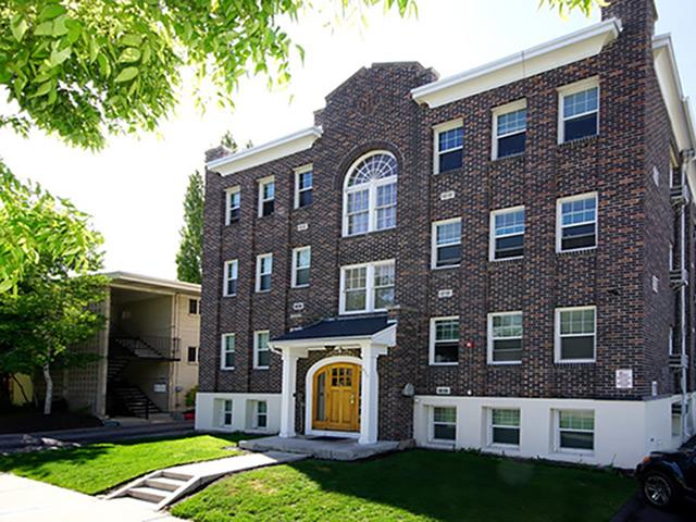 The New Broadmoor Apartments in Sugar House, UT