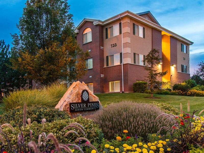 Silver Pines Apartments in Sugar House, UT