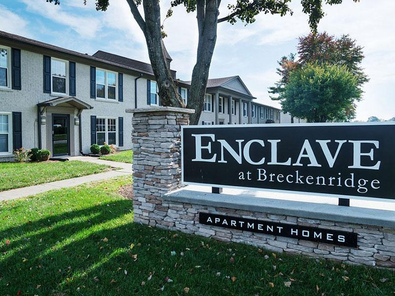 Enclave at Breckenridge Apartments in Louisville, KY
