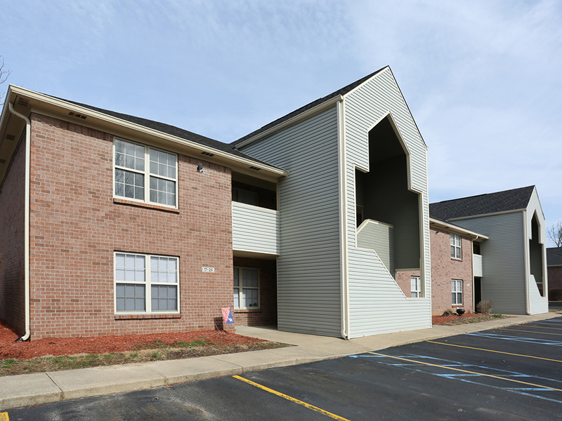 Ashby Apartments in New Albany, IN