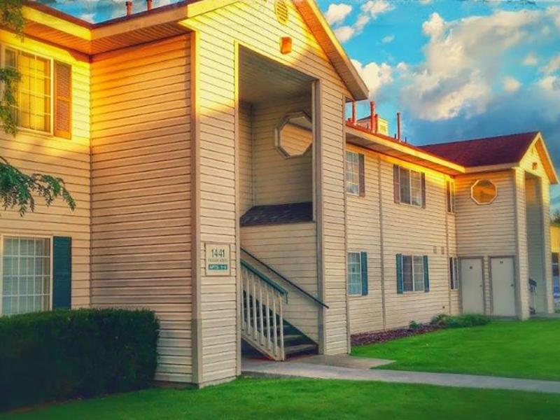 Palisades Park Apartments in Caldwell, ID