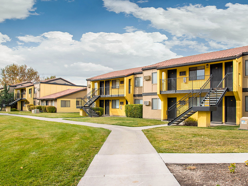The Redwood Apartments in Sugar House, UT