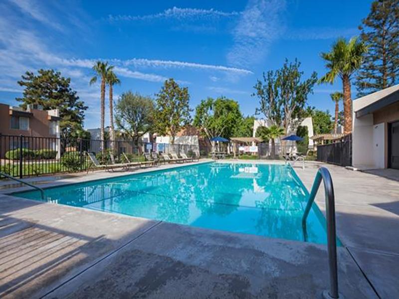 Serena Vista Apartments in Davis, CA