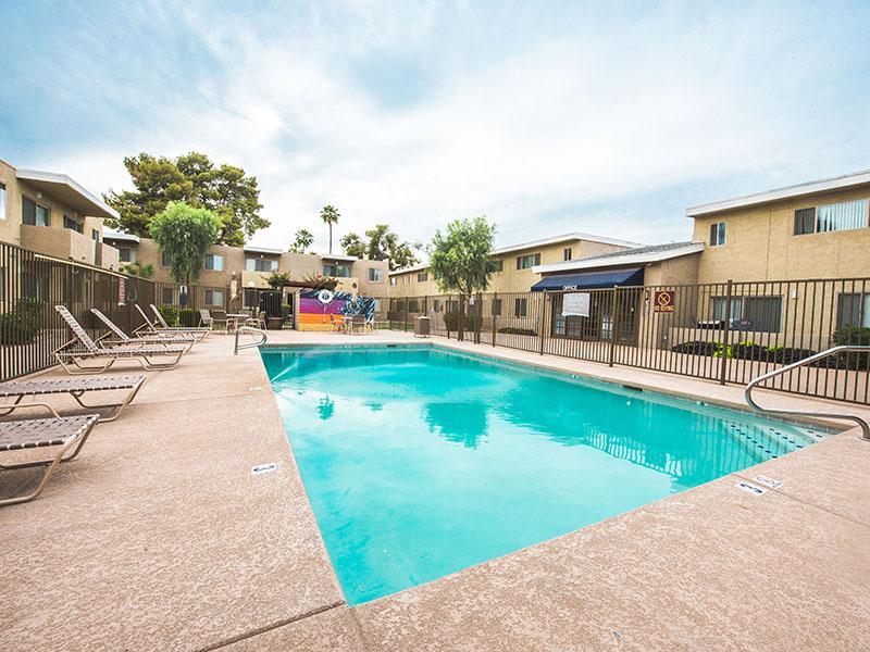 Park Village Apartments in Tempe, AZ
